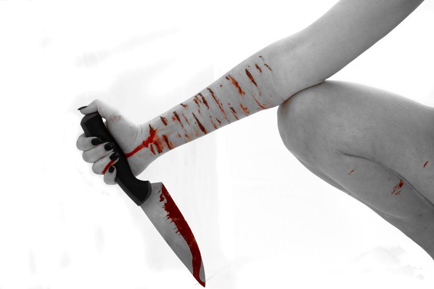 Selbstverletzendes und Suizidales Verhalten.